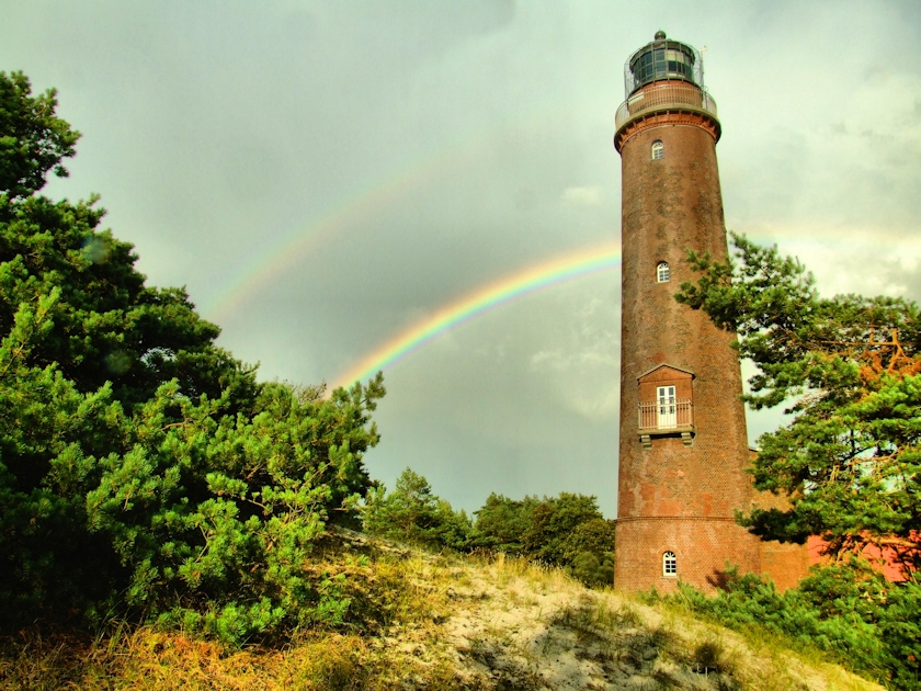 Prerow Leuchtturm
